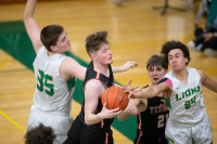 Gallery: Boys Basketball Mountlake Terrace @ Lynden